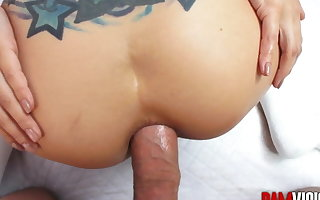 Bamvisions Asian Anal Slut Saya Song