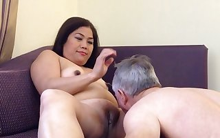 Asian Carefulness fleshly serviced be worthwhile for Beano treat