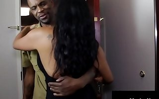 Botheration Fucked Asian Milf Maxine-X Is Keister Banged By Black Cock!